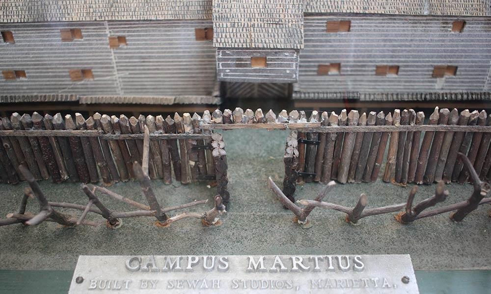 Campus Martius Model